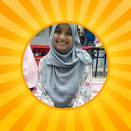 Nurul Ain | RMHC Scholarship