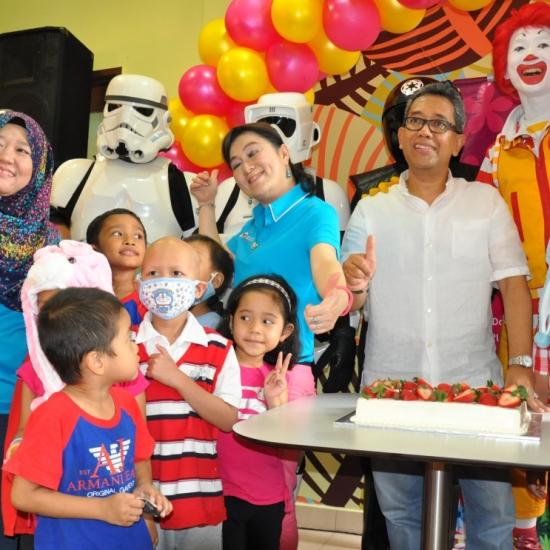 Parents Day Celebration 2016 Image 5 | Ronald McDonald House Charities