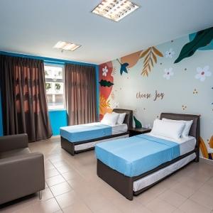 2 - family bedroom