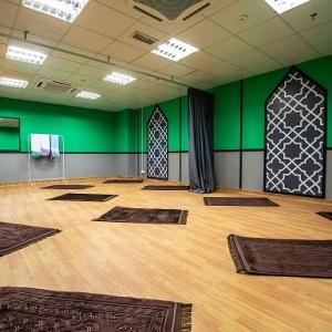 8 - prayer room